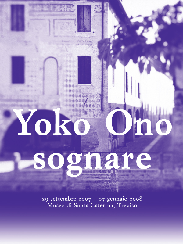 "Opening of ""Sognare"" – Yoko Ono Exhibition"