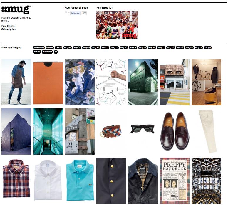 11.04.2011 – On line new Mug Magazine website!