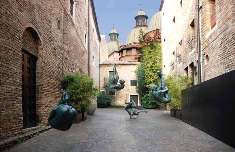 Treviso Exhibition - Emanuele Giannelli - Umane Presenze