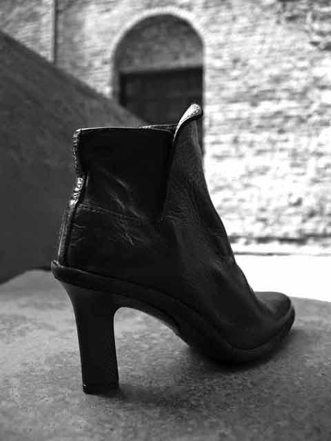 Guidi MC87 | leather + carbon