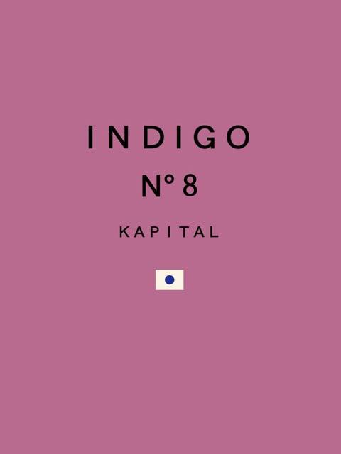 Kapital | Indigo n°8