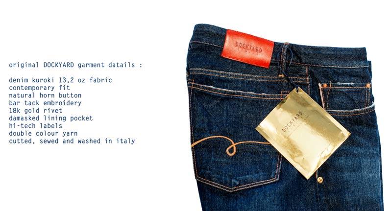 Dockyard Jeans Venice