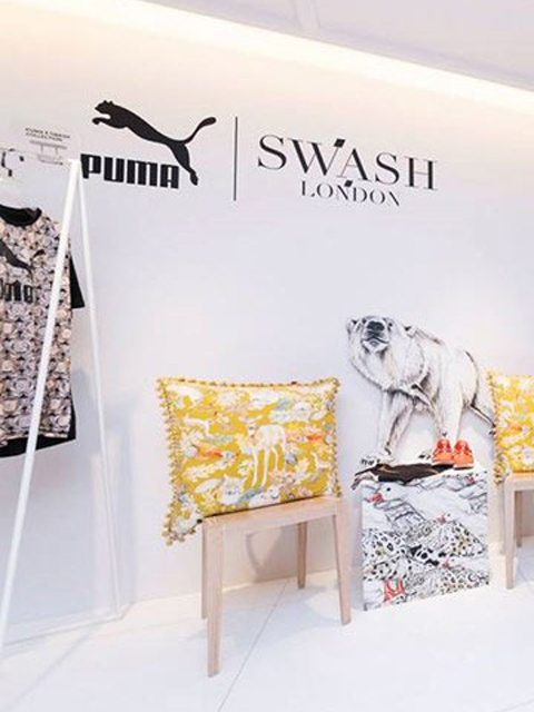 puma swash collaboration