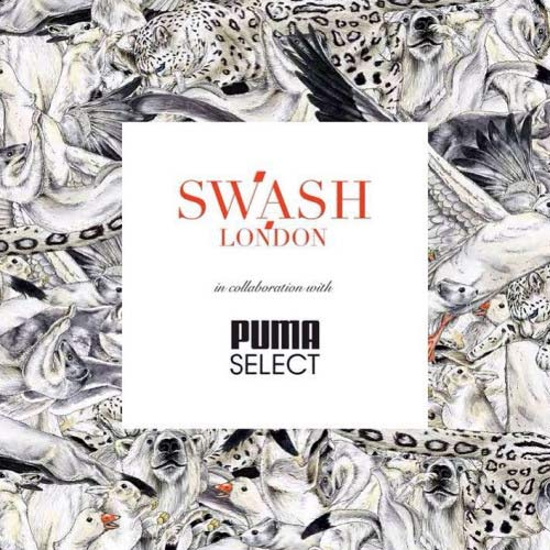 Puma Swash - Puma X Swash collection