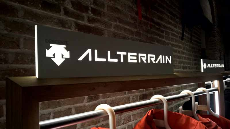 allterrain new collection lazzari store