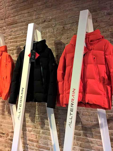 AllTerrain by Descente | FW 15-16