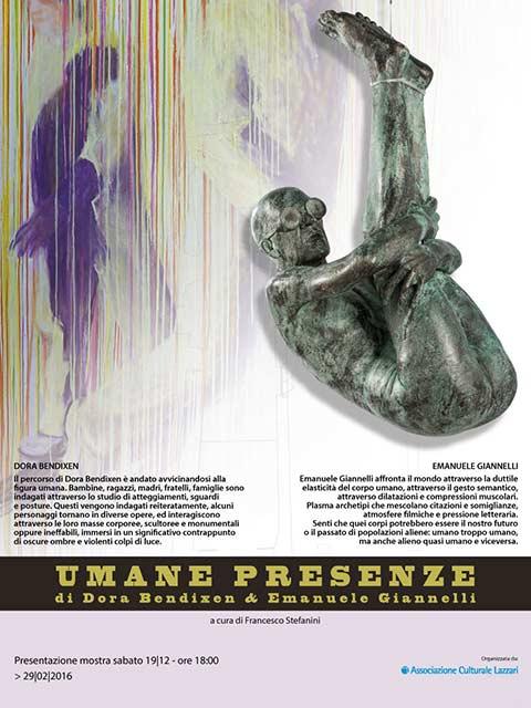 Umane Presenze – Dora Bendixen & Emanuele Giannelli