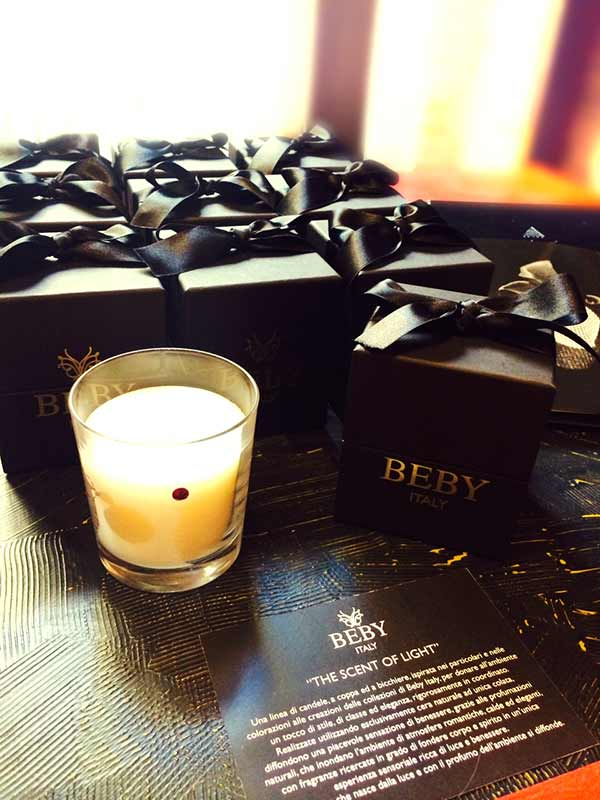 Beby Italy Lighting Candles