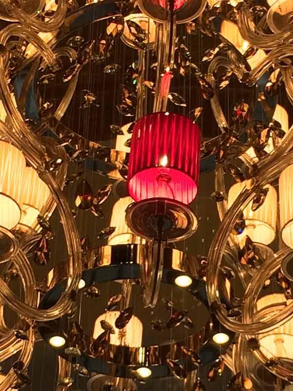 Beby Italy Lighting Murano Chandelier Lazzari Store