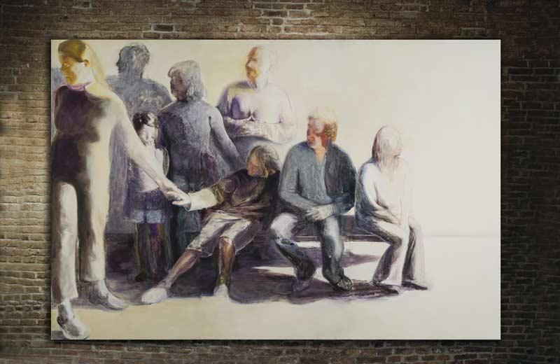 Treviso Exhibition - Dora Bendixen - Umane Presenze