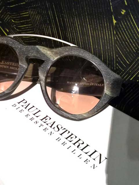 Paul Easterlin Sunglasses Eyewear