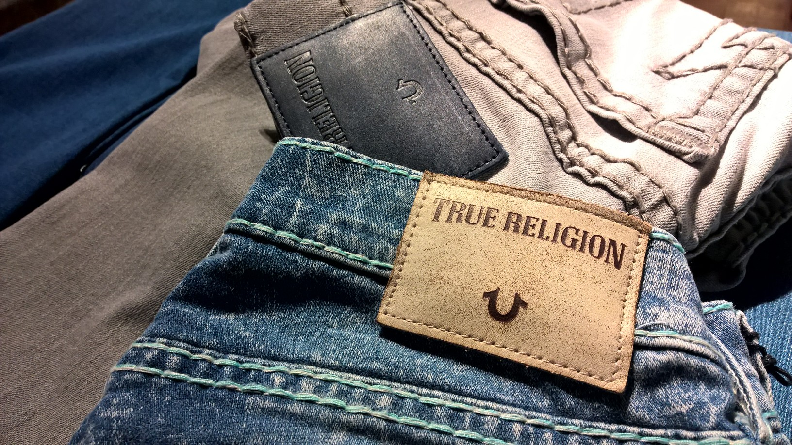True Religio Super T Lazzari Store treviso