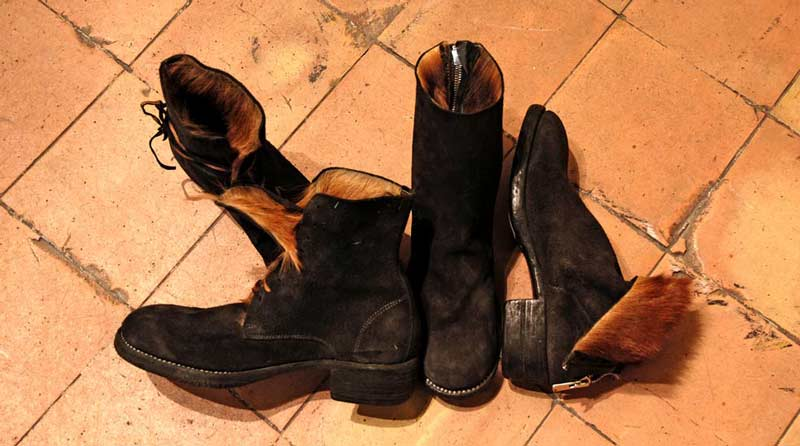 Guidi shoes and boots