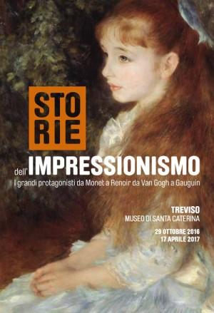 Impressionism Treviso Art Exhibition 2017