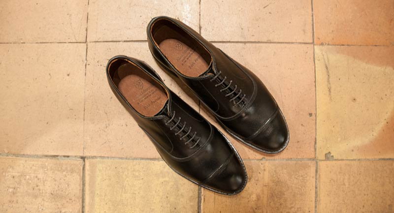 Allen Edmonds Park Avenue shoes | Allen Edmonds Shoes