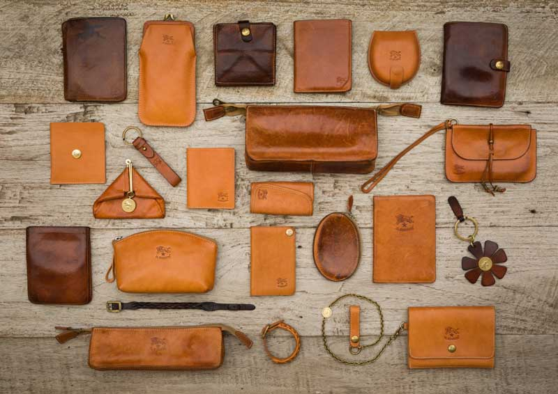 Il Bisonte vacchetta leather | Il Bisonte Handbags