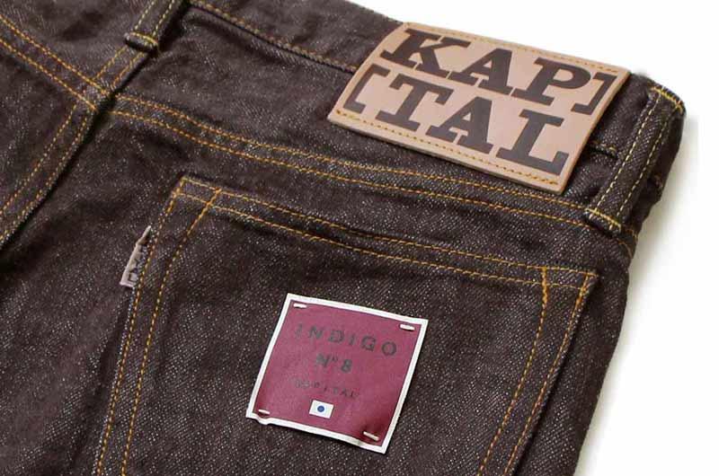 Kapital Indigo Denim | Kapital Clothing