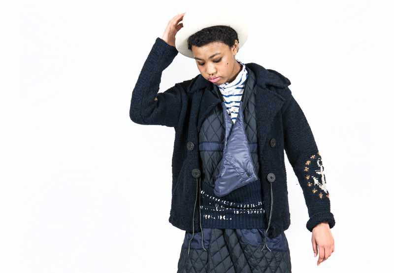 Kapital Sweater Jacket | Kapital Clothing