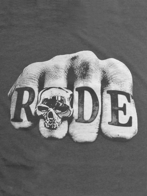 Rude Riders clothing | Rude Riders T-Shirt for Bikers