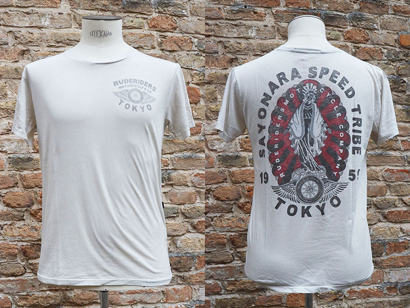 Rude Riders clothing | Rude Riders Sayonara Speed Tribe T-Shirt