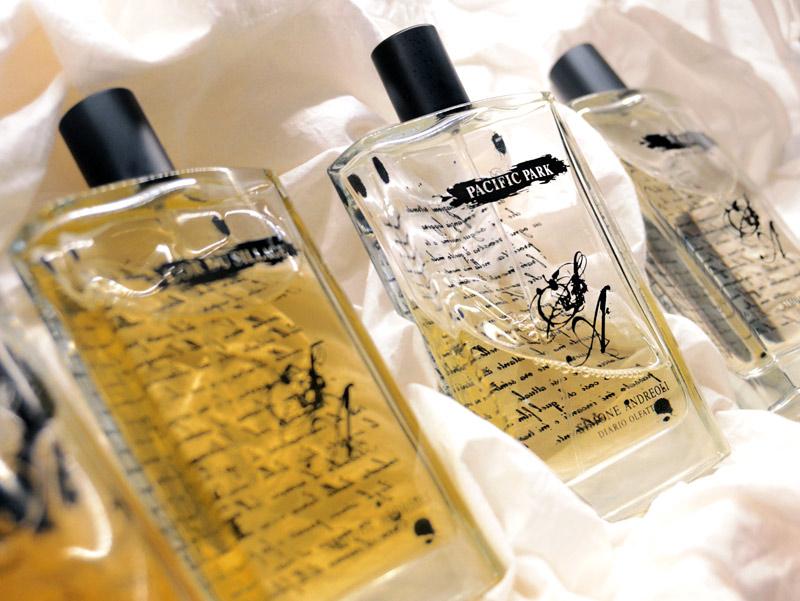 Simone Andreoli's Perfumes