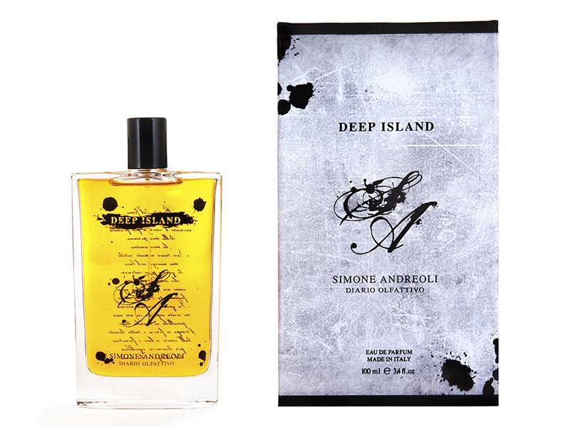Simone Andreoli's Perfumes Deep Island | Simone Andreoli's Perfumes